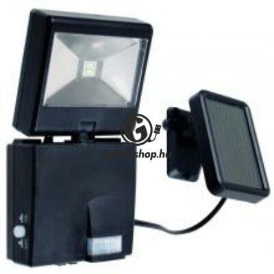LED-es fényvető,napelemes, mozgásérzékelővel, 1W