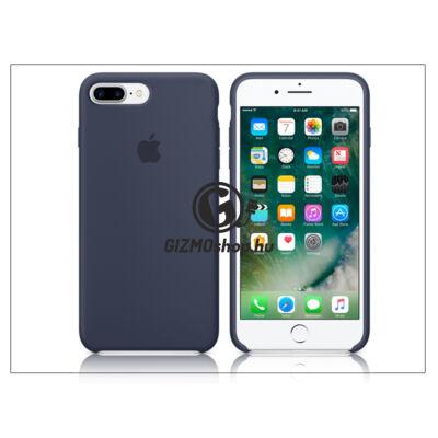 Apple iPhone 7 Plus eredeti gyári szilikon hátlap – MMQU2ZM/A – midnight blue
