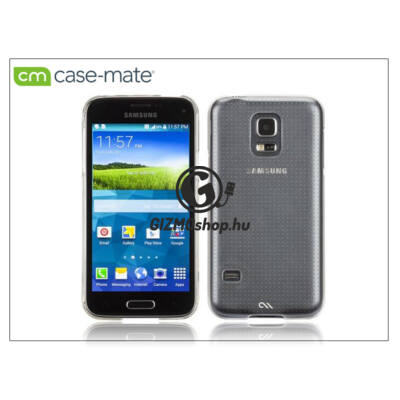Samsung SM-G800 Galaxy S5 Mini hátlap – Case-Mate Barely There – clear