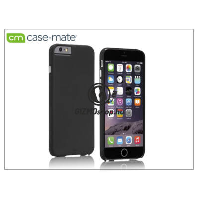 Apple iPhone 6 Plus/6S Plus hátlap – Case-Mate Barely There – black
