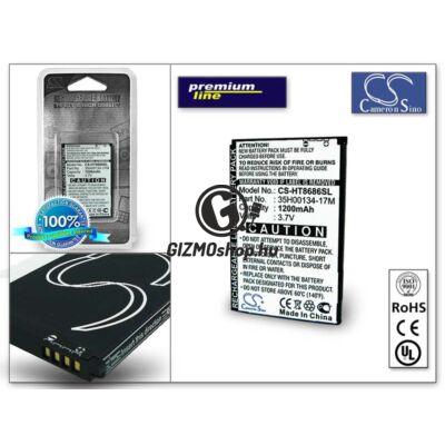 HTC Spark/T8686 akkumulátor – Li-Ion 1200 mAh – PRÉMIUM