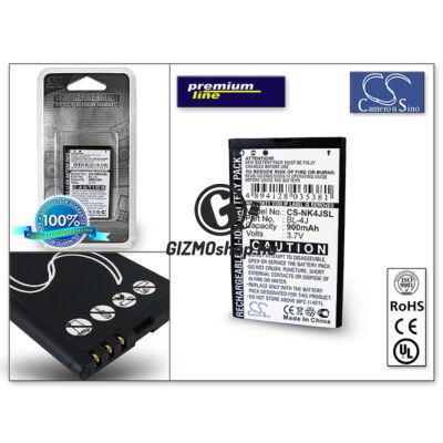 Nokia C6–00/Lumia 620 akkumulátor – Li-Ion 900 mAh – (BL-4J utángyártott) – PRÉMIUM