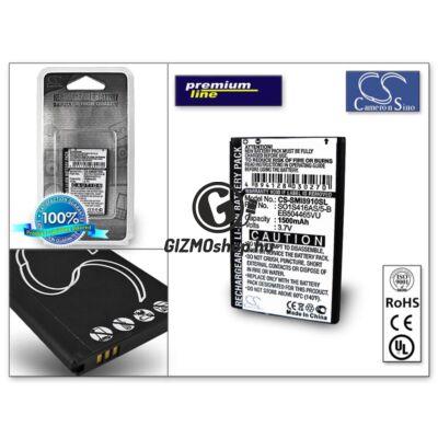 Samsung GT-i5700 Galaxy Spica/i8910 Omnia HD akkumulátor – Li-Ion 1500 mAh – (EB504465VU utángyártott) – PRÉMIUM
