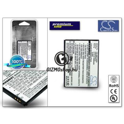 Samsung GT-i8150 Galaxy W/GT-S5690 Galaxy Xcover/GT-S8600 Wave 3 akkumulátor – Li-Ion 1200 mAh – (EB484659VU utángyártott) – PRÉMIUM