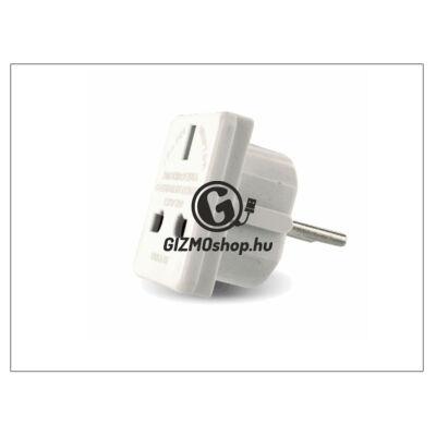 UK (angol) – EU PIN adapter hálózati töltőhöz