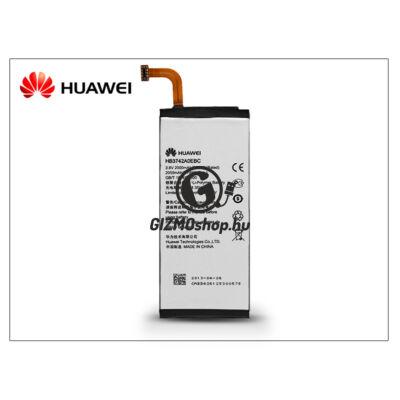 Huawei Ascend P6/G6 gyári akkumulátor – Li-polymer 2000 mAh – HB3742A0EBC (csomagolás nélküli)
