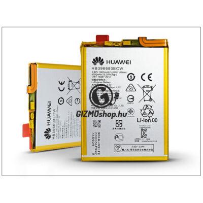 Huawei Mate 8 gyári akkumulátor – Li-polymer 4000 mAh – HB396693ECW (csomagolás nélküli)