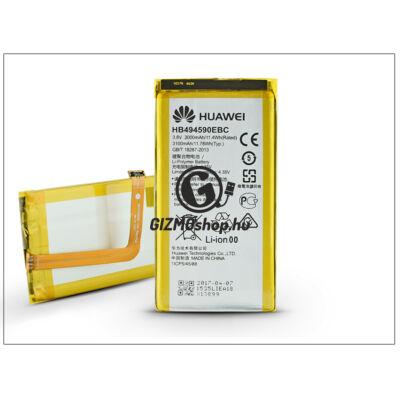 Huawei/Honor 7 gyári akkumulátor – Li-polymer 3000 mAh – HB494590EBC (ECO csomagolás)