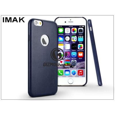 Apple iPhone 6/6S hátlap – IMAK Ultra-Thin Leather – kék