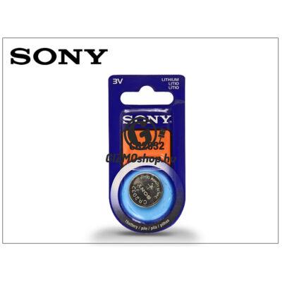 Sony CR2032 lithium gombelem – 3V – 1 db/csomag