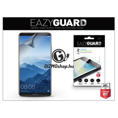Huawei Mate 10 Pro képernyővédő fólia – 2 db/csomag (Crystal/Antireflex HD)