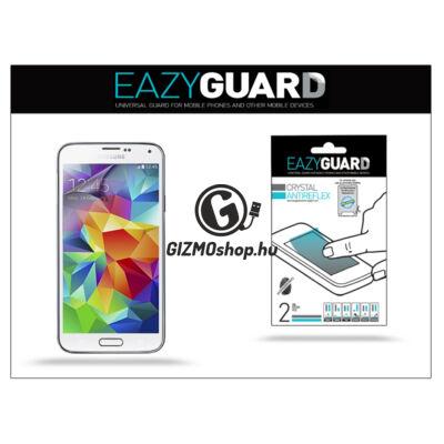 Samsung SM-G800 Galaxy S5 Mini képernyővédő fólia – 2 db/csomag (Crystal/Antireflex HD)