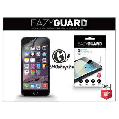 Apple iPhone 6/6S képernyővédő fólia – 2 db/csomag (Crystal/Antireflex HD)
