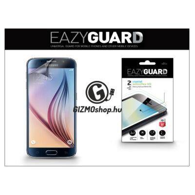 Samsung SM-G920 Galaxy S6 képernyővédő fólia – 2 db/csomag (Crystal/Antireflex HD)