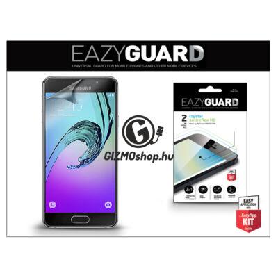 Samsung A310F Galaxy A3 (2016) képernyővédő fólia – 2 db/csomag (Crystal/Antireflex HD)
