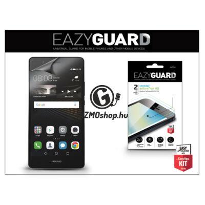Huawei P9 Lite képernyővédő fólia – 2 db/csomag (Crystal/Antireflex HD)