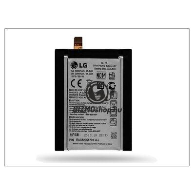 LG D802 G2 gyári akkumulátor – Li-ion 3000 mAh – BL-T7 (csomagolás nélküli)