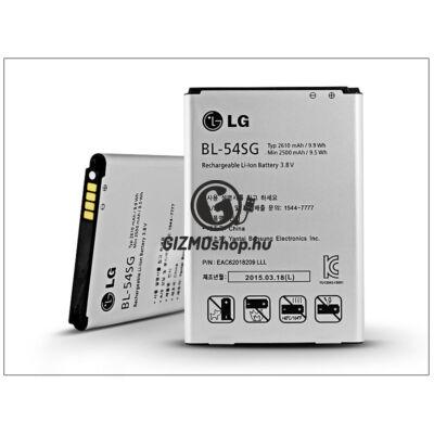LG D405N L90/D722 G3s/D390 L80 gyári akkumulátor – Li-ion 2610 mAh – BL-54SG (csomagolás nélküli)