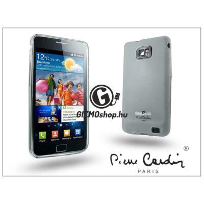 Samsung i9100 Galaxy S II szilikon hátlap – fehér