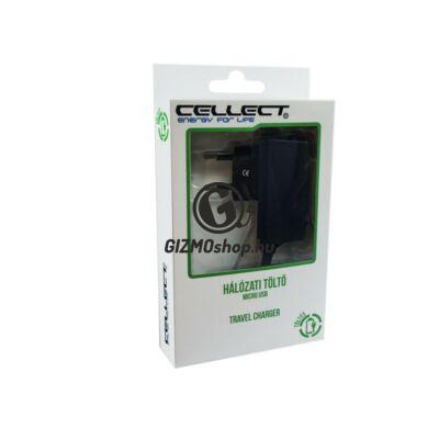 1.Cellect Hálózati töltő,micro usb,1A