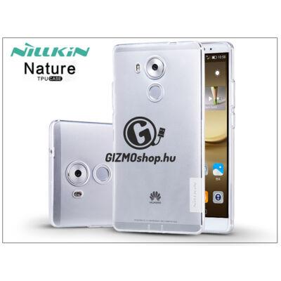 Huawei Ascend Mate 8 szilikon hátlap – Nillkin Nature – transparent