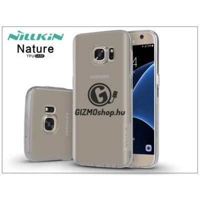 Samsung G930F Galaxy S7 szilikon hátlap – Nillkin Nature – szürke