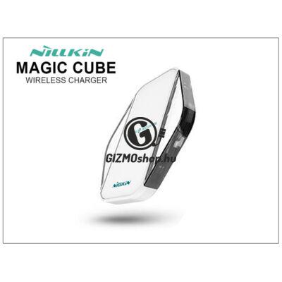 Nillkin Magic Cube univerzális vezeték nélküli töltő állomás – 5V/1A – fehér – Qi szabványos