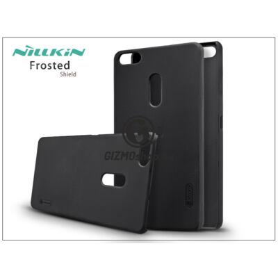 Asus ZenFone 3 Ultra (ZU680KL) hátlap képernyővédő fóliával – Nillkin Frosted Shield – fekete