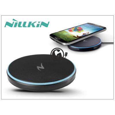 Nillkin Qi univerzális vezeték nélküli töltő állomás 1A – Nillkin Magic Disk Wireless – fekete – Qi szabványos