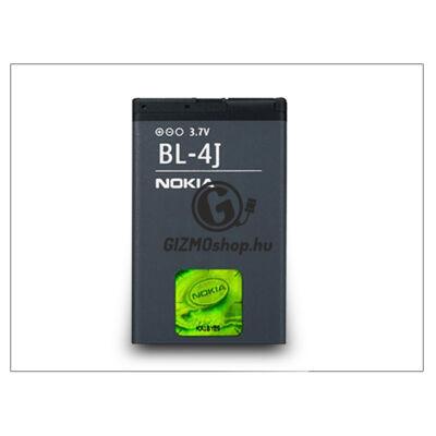 Nokia C6–00/Lumia 620 gyári akkumulátor – Li-Ion 1200 mAh – BL-4J (csomagolás nélküli)