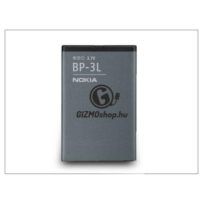 Nokia Lumia 610/710/Asha 303 gyári akkumulátor – Li-Polymer 1300 mAh – BP-3L (csomagolás nélküli)