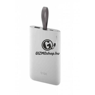 1.Samsung Powerbank, 5200mA, Type-C, Szürke