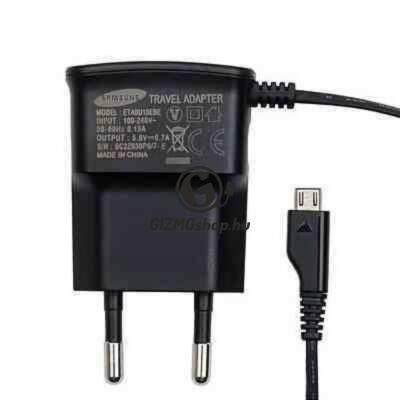 Samsung micro USB hálózati töltő,700 mA