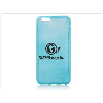 Apple iPhone 6/6S szilikon hátlap – Jelly Brush – kék