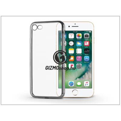 Apple iPhone 7 szilikon hátlap – Jelly Electro – fekete