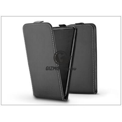 Slim Flexi Flip bőrtok – Asus Zenfone 3 Max (ZC520TL) – fekete