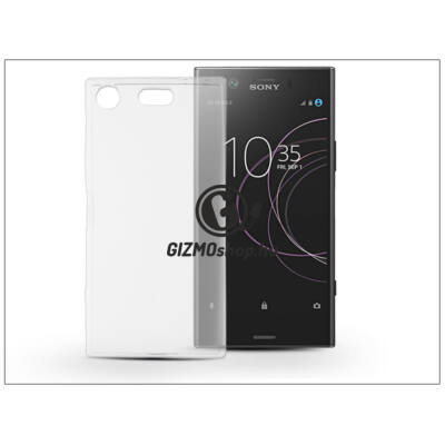 Sony Xperia XZ1 Compact (G8441) szilikon hátlap – Ultra Slim 0,3 mm – transparent
