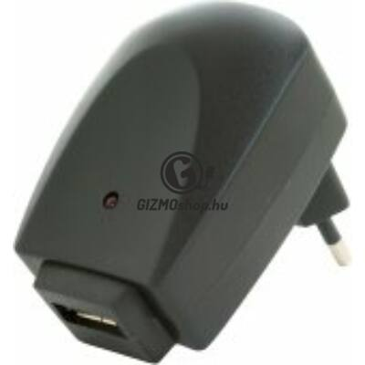 Adapter USB aljzattal, 1A