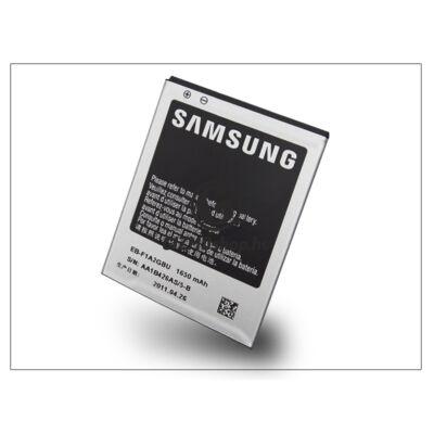 Samsung i9100 Galaxy S II gyári akkumulátor – Li-Ion 1650 mAh – EB-F1A2GBUC (csomagolás nélküli)