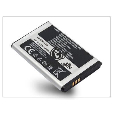 Samsung F400/L700/S3650Corby/M7500/M7600/S5600 gyári akkumulátor – Li-Ion 960 mAh – AB463651BU /AB463651BA (csomagolás nélküli)