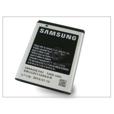 Samsung S5360 Galaxy Y gyári akkumulátor – Li-Ion 1200 mAh – EB454357VU (csomagolás nélküli)