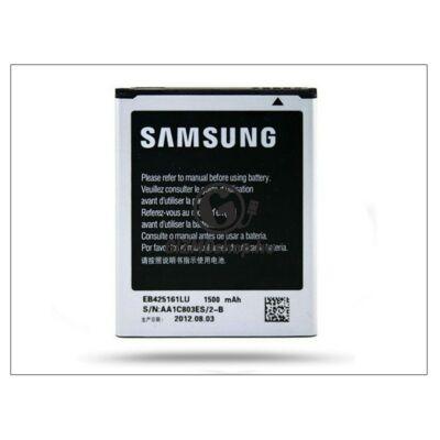 Samsung i8160 Galaxy Ace 2/S7562 Galaxy S Duos gyári akkumulátor – Li-Ion 1500 mAh – EB425161LU/EB-B130AE (csomagolás nélküli)