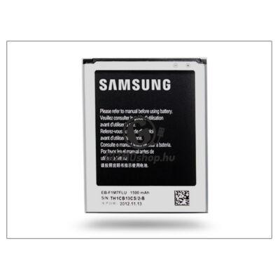 Samsung i8190 Galaxy S III Mini gyári akkumulátor – Li-Ion 1500 mAh – EB-F1M7FLU (csomagolás nélküli)