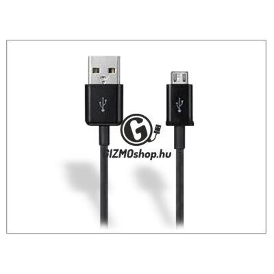 Samsung gyári micro USB adat- és töltőkábel – ECC1DU4BBE black (csomagolás nélküli)