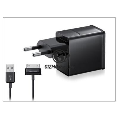 Samsung P1000 Galaxy Tab/P1010 Galaxy Tab gyári hálózati töltő – 5V/2A – ETA-P11EBEGSTD (csomagolás nélküli/enyhén karcos)