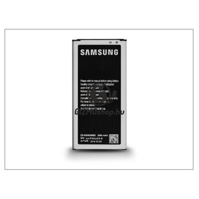 Samsung SM-G900 Galaxy S5 gyári akkumulátor – Li-Ion 2800 mAh – EB-BG900BBE NFC (csomagolás nélküli)