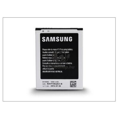 Samsung G3500 Galaxy Core Plus gyári akkumulátor – Li-Ion 1800 mAh – EB-B185BC NFC (csomagolás nélküli)