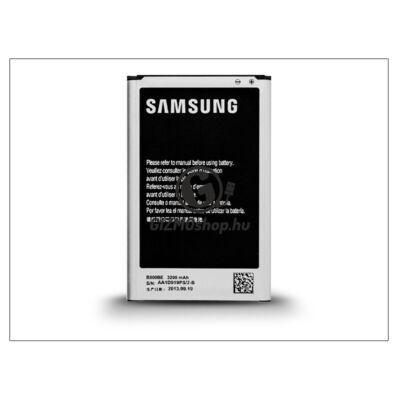 Samsung N9000 Galaxy Note 3 gyári akkumulátor – Li-Ion 3200 mAh – EB-B800BE NFC (csomagolás nélküli)