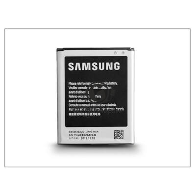 Samsung i9080 Galaxy Grand/i9080 Galaxy Grand Duos gyári akkumulátor – Li-Ion 2100 mAh – EB535163LU (csomagolás nélküli)