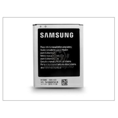 Samsung S7275 Galaxy Ace 3 LTE gyári akkumulátor – Li-Ion 1800 mAh – B105BE NFC (csomagolás nélküli)